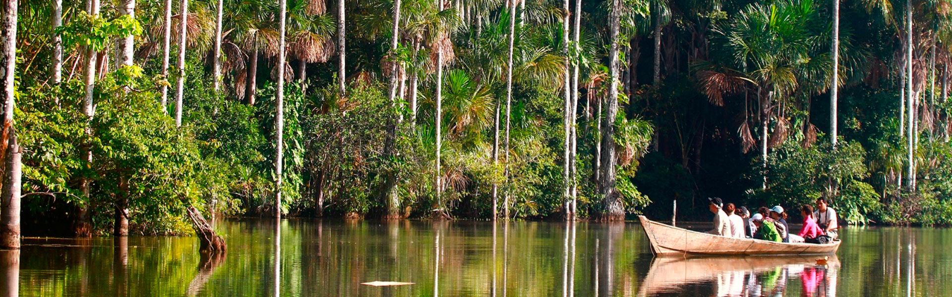 Perú Selva Mágica