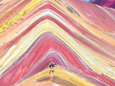 Montaña 7 Colores un dia