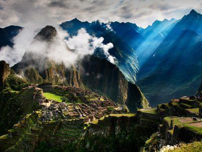 Geography & Weather of Peru
